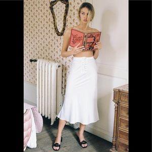 WITH JEAN // Elsie Skirt